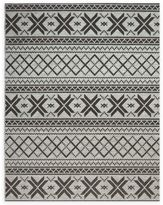 Orian Jersey Home Collection Cablecross Area Rug