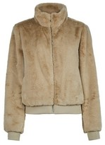 Dorothy Perkins Womens Only Tan Oversized Coat