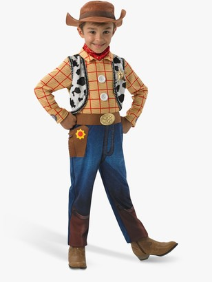 Rubie's Costume Co Toy Story Woody Deluxe Children's Costume, 5-6 years