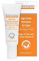 Dr. μ Dr. Dennis Gross Dr Gross Age Erase Moisture with Mega 10 for Ey