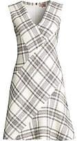 Rebecca Taylor Women's Plaid Tweed Dress