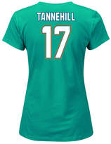Majestic Women's Ryan Tannehill Miami Dolphins Fair Catch Player T-Shirt