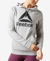 Reebok Workout Ready Pullover Graphic Hoodie