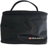 Polo Ralph Lauren Black Cloth Travel bags