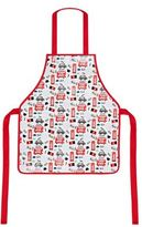 Harrods Red Bus Kids Apron