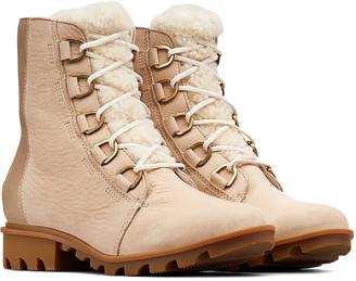 Sorel Women's Casual boots - Natural Tan Phoenix Short Waterproof Leather Boot - Women