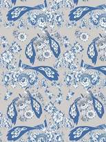 Royal Delft Bloemdecor Wallpaper By Nicolette Mayer