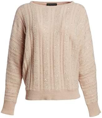 Fabiana Filippi Paillette Cashmere Sweater