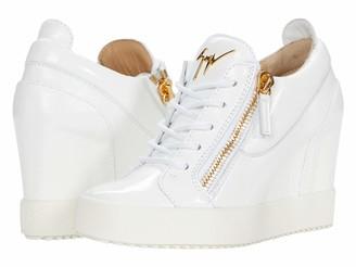 Giuseppe Zanotti Women's RW00029 Low top Wedge sneker Sneaker