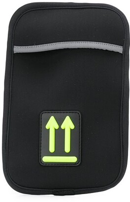 Off-White phone arm pouch