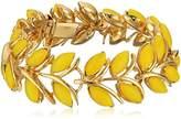 Ben-Amun Jewelry Garden Escape Vine Gold Bracelet