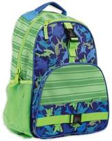 Stephen Joseph Shark Backpack in Green