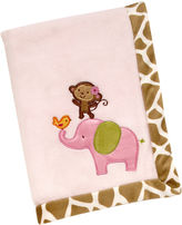 Carter's Jungle Collection Blanket - One Size