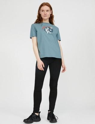 Armedangels Miaa Freedom T Shirt - MIAA FREEDOM / Xtra Small / Soft Moss