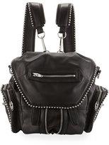 Alexander Wang Marti Mini Ball Studded Backpack