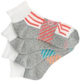 Champion Women's Double Dry 4-Pack Performance Ankle Socks