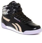 Reebok Freestyle Hi Girl Squad Sneaker (Big Kid)