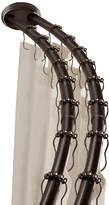 Maytex Double-Curve Shower Curtain Rod