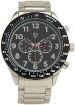 Prince & Fox Metal Chronograph Watch