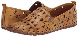 Spring Step Fusaro (Brown) Women's Shoes