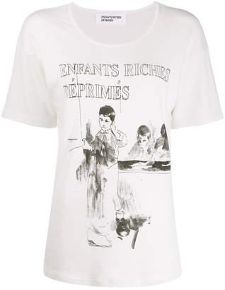Enfants Riches Deprimes Deaf Child relaxed-fit T-shirt