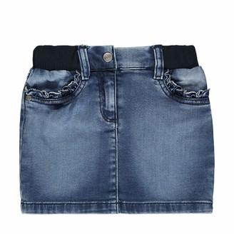 Steiff Girls' Jeansrock Skirt