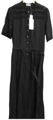 Zadig & Voltaire Spring Summer 2018 Black Cotton Dress for Women