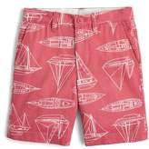 crewcuts by J.Crew Stanton Boat Print Shorts