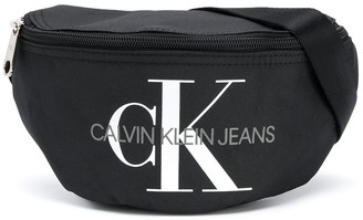 Calvin Klein Kids logo belt bag