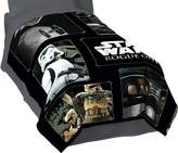 """Star Wars Rogue One Imperial Trooper 62"""" x 90 """" Twin"""