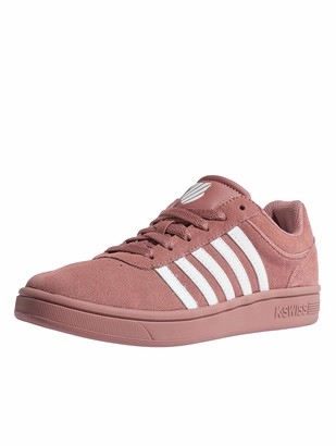 K-Swiss Women's Court Cheswick SDE Low-Top Slippers