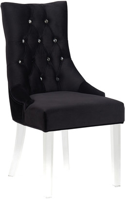 Worldwide Homefurnishings Worldwide Home Furnishings Cavalli Accent Chair