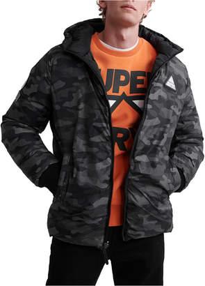 Superdry Men Reversible Camo Jacket