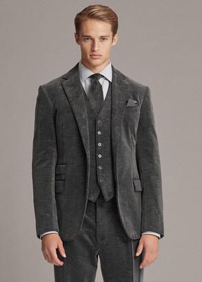 Ralph Lauren Kent Corduroy Suit Jacket