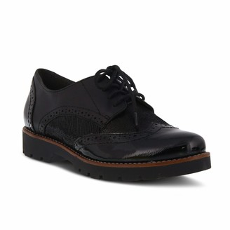 Spring Step Womens Stanley Oxford Flat