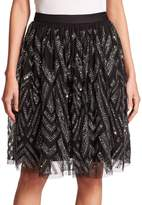 Parker Women's Switch Beaded Skirt