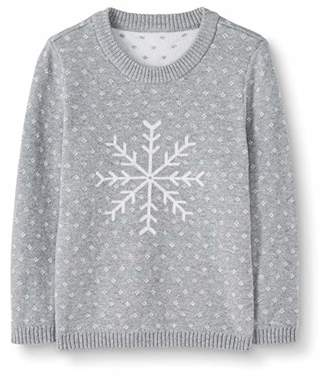 Camilla And Marc Moon and Back Holiday Pullover Sweater,(67-72 cm)