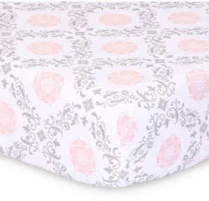 The Peanut Shell The Brianna Fitted Sheet Bedding