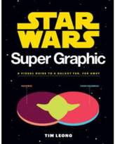 Star Wars Super Graphic : A Visual Guide to the Universe (Paperback) (Tim Leong)