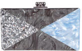 Edie Parker Jean Triangles Clutch
