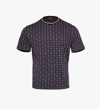MCM Men's Visetos Print T-Shirt