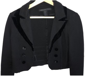 Marc by Marc Jacobs Black Synthetic Jackets