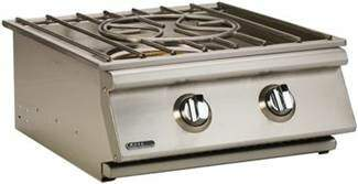 Bull Outdoor Products Drop-In Side Burner Bull Outdoor Products