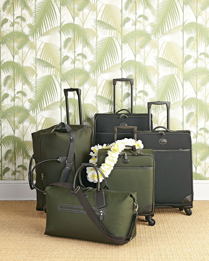 Bric's Olive Pronto Luggage
