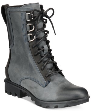 Sorel Women's Phoenix Lace-Up Boots Women's Shoes