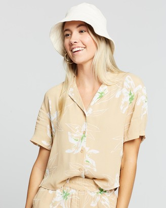 Brixton Naomi Short Sleeve Woven Shirt