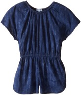 Splendid Littles Tie-Dye with Lurex Romper Girl's Jumpsuit & Rompers One Piece