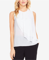 Vince Camuto Ruffled Sleeveless Top