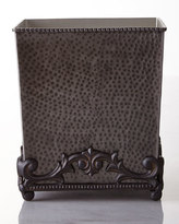 GG Collection G G Collection Hammered Wastebasket