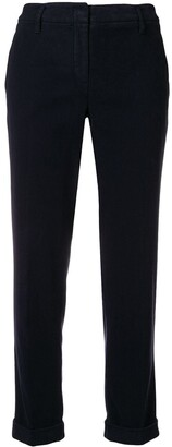 Aspesi Cuff Cropped Trousers